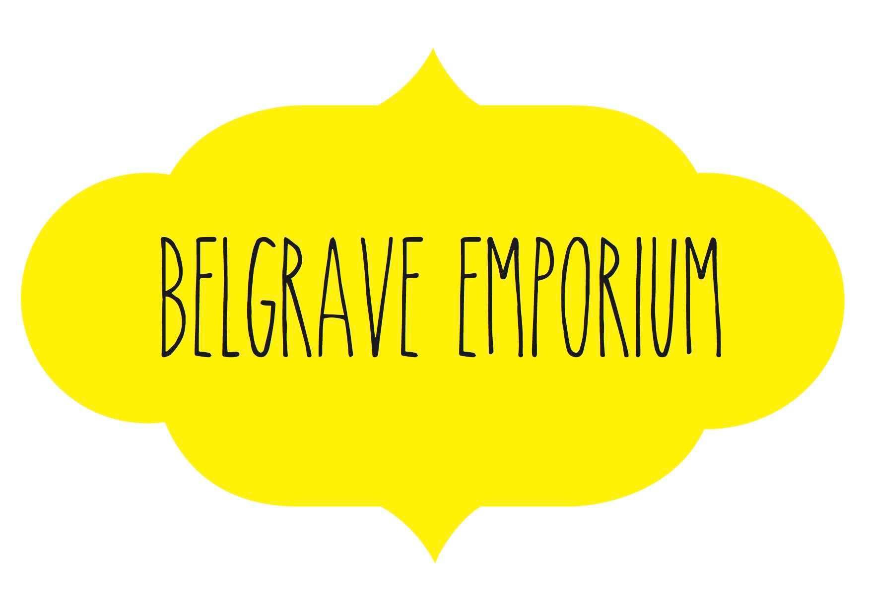 BE logo yellow